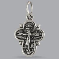 Серебряный Крест 925 пробы арт. 297кр