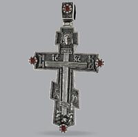 Серебряный Крест 925 пробы арт. 332кр