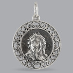 Серебряная ладанка 925 пробы арт. 356л