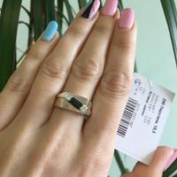 Перстень мужской из серебра 925 пробы арт. 296к