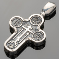Серебряный Крест 925 пробы арт. 358кр