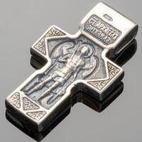 Серебряный Крест 925 пробы арт. 407кр
