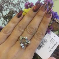 Серебряное кольцо 925 пробы арт. 479к