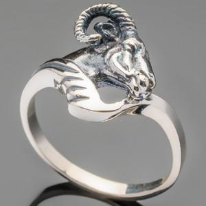 Серебряное кольцо 925 пробы арт. 480/1к