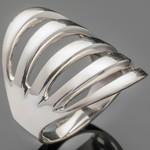 Серебряное кольцо 925 пробы арт. 439к