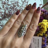 Серебряное кольцо 925 пробы арт. 444к