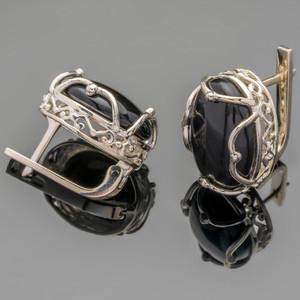 Серебряные серьги 925 пробы арт. 440с