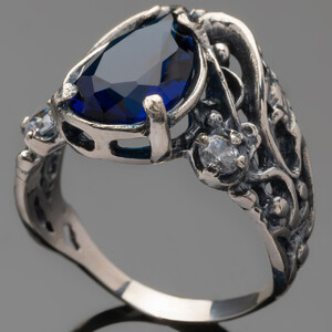 Серебряное кольцо 925 пробы арт. 441к