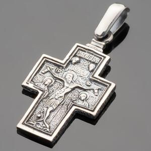 Серебряный Крест 925 пробы арт. 459кр