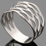Серебряное кольцо 925 пробы арт. 331к
