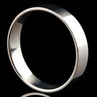 Серебряное обручальное кольцо арт. 50/20к