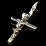 Серебряный Крест 925 пробы арт. 522кр