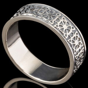 Серебряное кольцо 925 пробы арт. 536к