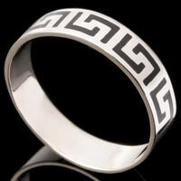 Серебряное кольцо 925 пробы с фианитами арт. 542к