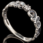 Серебряное кольцо 925 пробы арт. 545к