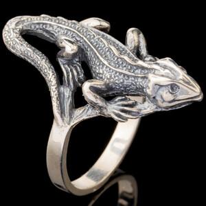 Серебряное кольцо 925 пробы  арт. 586к