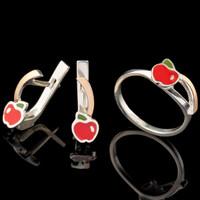 Серебряное кольцо 925 пробы с эмалью арт. 568к
