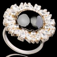 Серебряное кольцо 925 пробы  арт. 637к