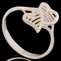 Серебряное кольцо 925 пробы арт. 654к