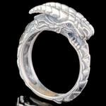 Перстень мужской из серебра 925 пробы арт. 686к