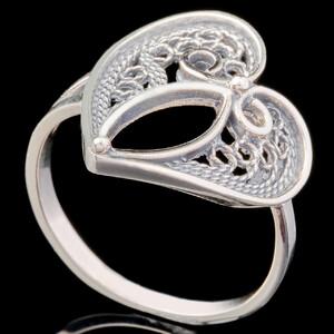 Серебряное кольцо 925 пробы арт. 656к