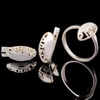 Серебряное кольцо 925 пробы арт. 684к