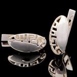 Серебряные серьги 925 пробы  арт. 684с