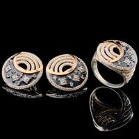 Серебряное кольцо 925 пробы с эмалью арт. 621к