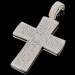 Серебряный Крест 925 пробы арт. 651кр