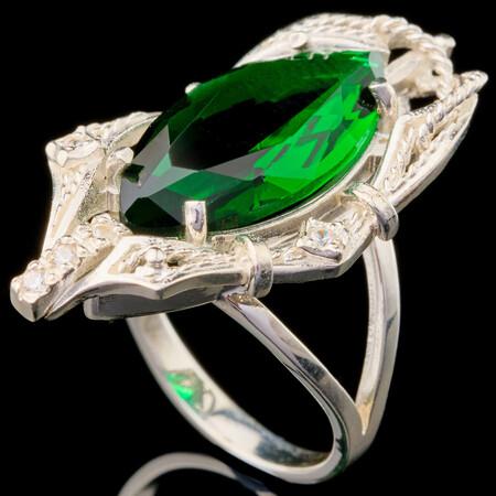 Серебряное кольцо 925 пробы арт. 659к