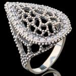 Серебряное кольцо 925 пробы арт. 681к