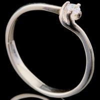 Серебряное кольцо 925 пробы арт. 707к