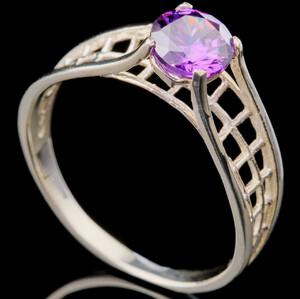 Серебряное кольцо 925 пробы арт. 711к