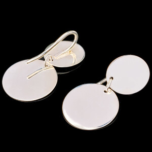 Серебряные серьги 925 пробы арт. 712с