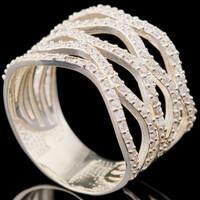 Серебряное кольцо 925 пробы арт. 723к