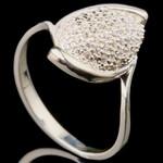 Серебряное кольцо 925 пробы арт. 722к