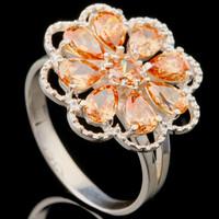 Серебряное кольцо 925 пробы арт. 728к