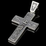 Серебряный Крест 925 пробы арт. 734кр