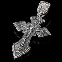 Серебряный Крест 925 пробы арт. 735кр