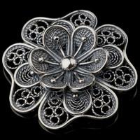 Серебряные сережки 925 пробы  арт. 718с