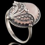 Серебряное кольцо 925 пробы арт. 757к