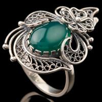Серебряное кольцо 925 пробы арт. 676к