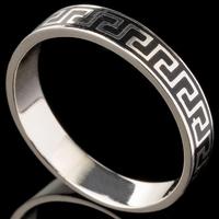 Серебряное кольцо 925 пробы арт. 535к